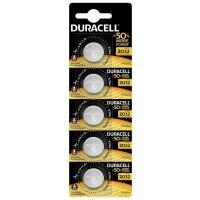 Батарейка Duracell DL/CR2032 1шт.