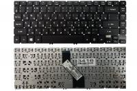Клавиатура для ноутбука Acer Aspire V5-472 V5-473 V7-481 V7-482 TravelMate P446-M P645-M черная