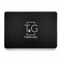 "Накопитель SSD T&G 2.5"" 120GB SATAIII 3D TLC"