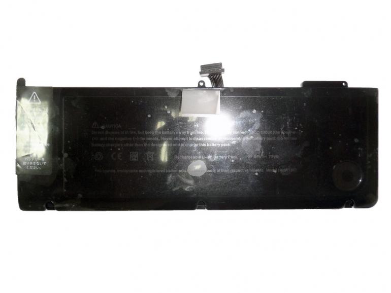 Батарея для ноутбука Apple MacBook Pro 15 A1286(2011-2012), MC118, MC721, MC723  10.95V 6600mAh