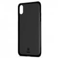 Чехол Baseus для iPhone X/Xs Anti-fall TPU Transparent Black