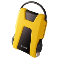Внешний HDD ADATA HD680 2TB USB 3.1 Yellow