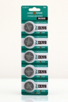 Батарейка LogicPower Lithium CR2016 3V 5шт