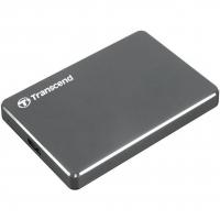 Внешний HDD Transcend StoreJet 1TB USB3.0 Black