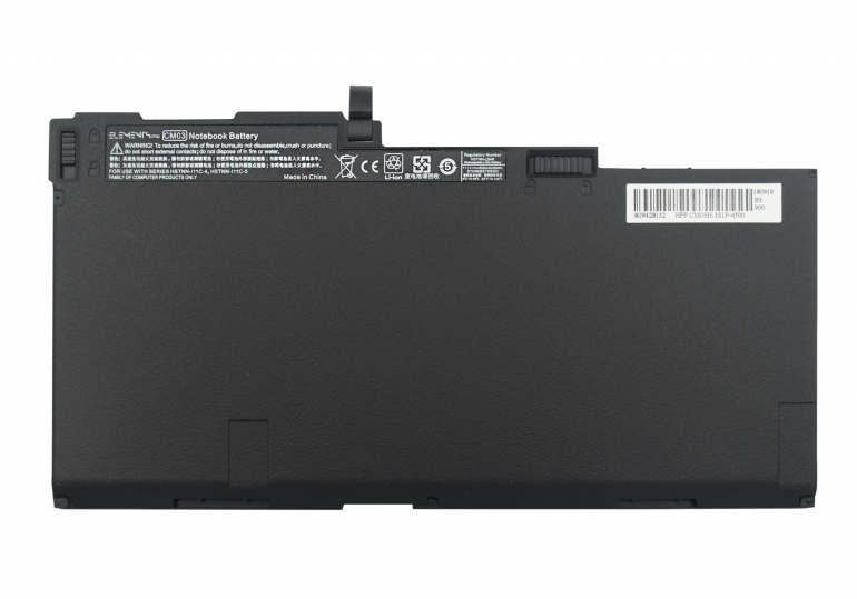 Батарея Elements PRO для HP EliteBook 740 745 750 755 G1 G2 840 845 850 G1 G2 ZBook 14 G2 15U 11.1V 4500mAh