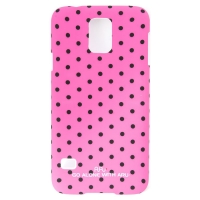 Чехол ARU для Samsung Galaxy S5 Cutie Dots Rose