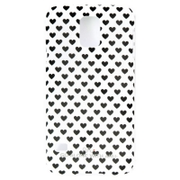 Чехол ARU для Samsung Galaxy S5 Hearts Black