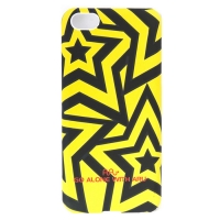 Чехол ARU для iPhone 5C Stars Yellow