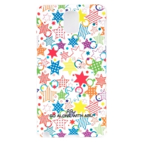 Чехол ARU для Samsung Galaxy Note 3 Pop Star White
