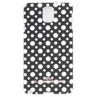 Чехол ARU для Samsung Galaxy Note 3 Cutie Dots Black