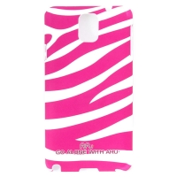 Чехол ARU для Samsung Galaxy Note 3 Zebra Stripe Pink