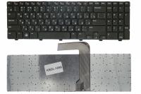 Клавиатура для ноутбука Dell Inspiron 15R N5110 M5110 черная
