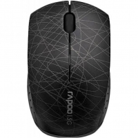 Мышь Rapoo 3300p Wireless Black