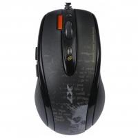 Мышь A4Tech G3-200N V-Track USB Black
