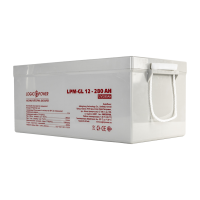 Аккумулятор гелевый LogicPower LPM-GL 12-280 AH