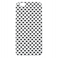 Чехол ARU для iPhone 6 Plus/6S Plus Hearts Black