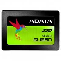 """Накопитель SSD Adata 2.5"""" 480GB SU650 SATA III 3D TLC"""