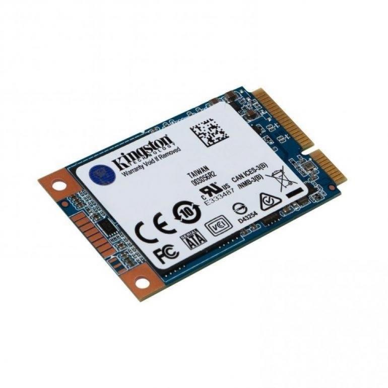Накопитель SSD Kingston mSATA 240GB UV500 SATA III 3D TLC