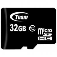 Карта памяти Team microSDHC 32GB Class10