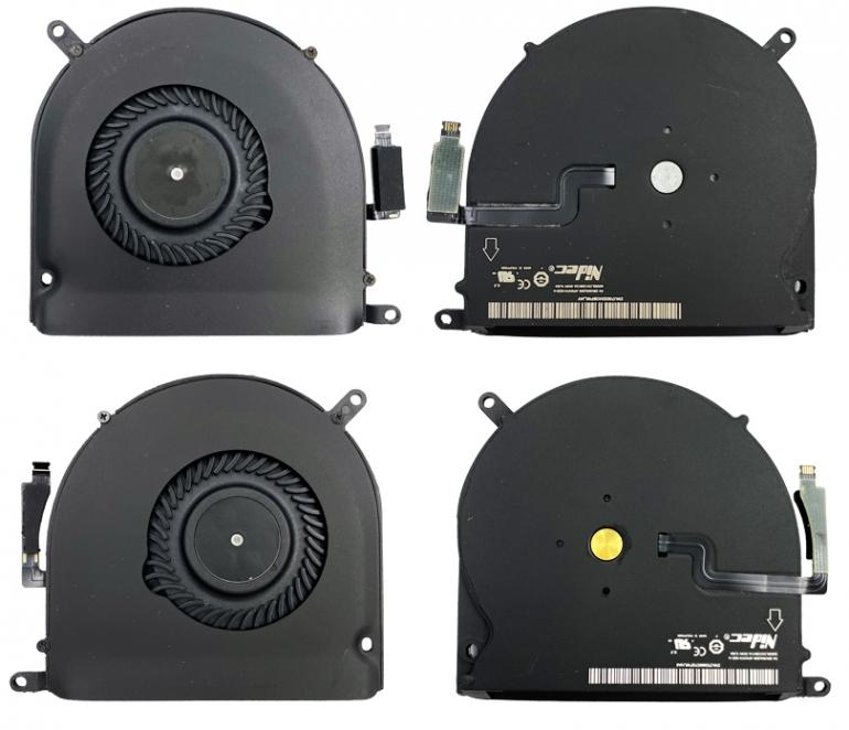 Вентилятор Apple A1398 L+R Original