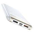 Внешний Аккумулятор Baseus Thin QC 3.0 10000mAh White
