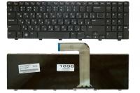 Клавиатура Dell Inspiron 15R N5110 M5110, черная