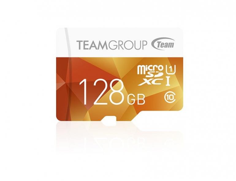 Карта памяти Team microSD 128GB Class10 UHS-1