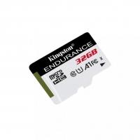 Карта памяти Kingston 32GB microSD Class 10 UHS-1 U1 A1 High Endurance
