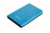 Внешний HDD Verbatim Store'n Go 1TB USB 3.0 Blue