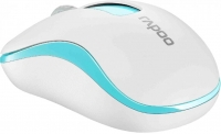 Мышь Rapoo M10 Wireless White/Blue