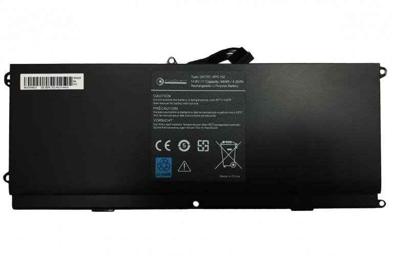 Батарея для ноутбука Dell XPS 15Z L511Z L511X 14.8V 4400mAh
