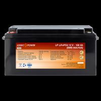 Аккумулятор LogicPower Lifepo4 12V-180Ah (BMS 80A/40А) пластик