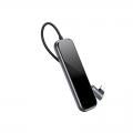 USB Hub Baseus Multi-functional Type-C to USB3.0*4 + Type-C PD Серый