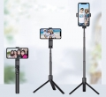 Монопод Remax Xii XT-P018 Bluetooth Tripod Black