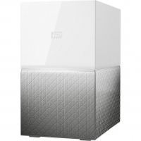 Внешний HDD Western Digital My Cloud Home Duo 16TB USB 3.0 White