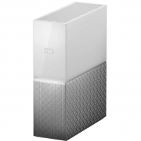 Внешний HDD Western Digital My Cloud Home 8TB USB 3.0 White