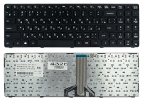 Клавиатура для ноутбука Lenovo B50-50 IdeaPad 100-15IBD черная