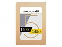 "Накопитель SSD Team L5 Lite 3D 2.5"" 480GB SATA III 3D NAND TLC"
