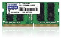 Оперативная память для ноутбука Goodram DDR4-2133 16GB