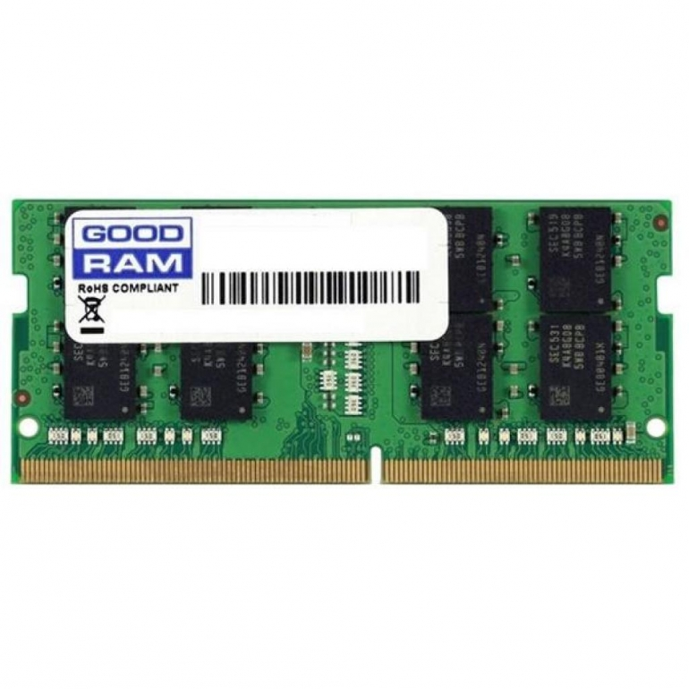 Оперативная память для ноутбука Goodram DDR4-2400 16GB