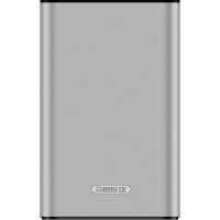Внешний аккумулятор Remax Kikon 10000mAh Серый