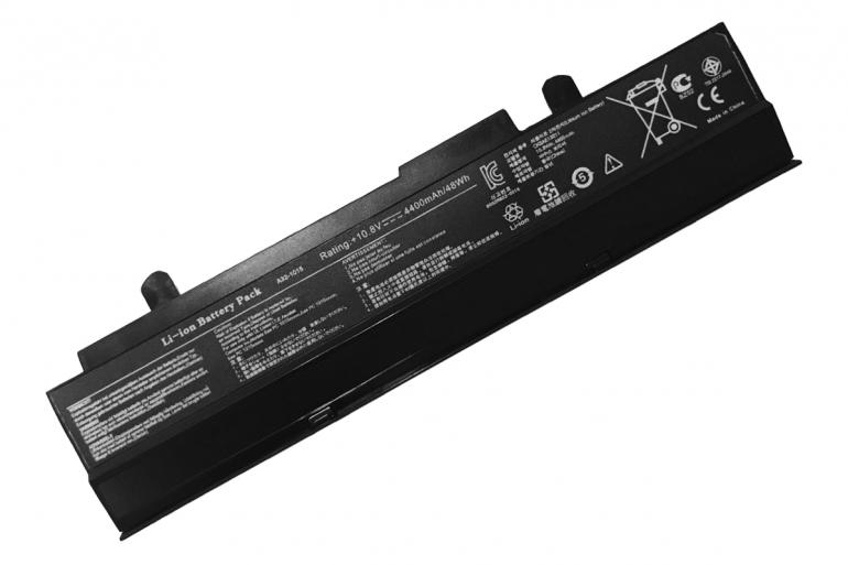 Батарея для ноутбука Asus Eee PC 1015 1016 1215 10.8V 4400mAh