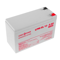 Аккумулятор гелевый LogicPower LPM-GL 12-9 AH