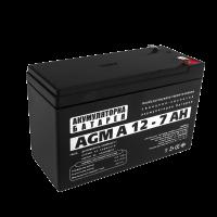Аккумулятор LogicPower AGM А 12-7 AH
