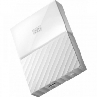 Внешний HDD Western Digital My Passport 3TB USB 3.0 White