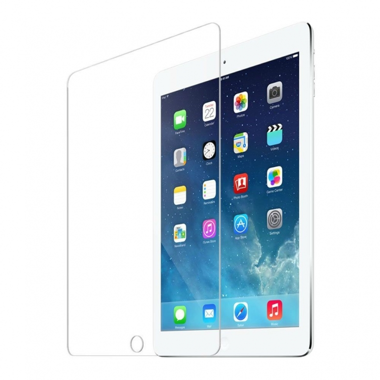 Защитное cтекло Buff для Apple iPad Air2, Air 0.3mm, 9H