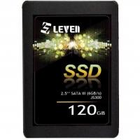"""Накопитель SSD Leven 2.5"""" JS600 120GB SATA III TLC"""
