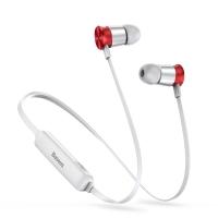 Наушники Baseus Sports Encok S07 Bluetooth Silver/Red