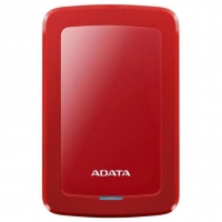 Внешний HDD ADATA HV300 1TB USB 3.1 Red
