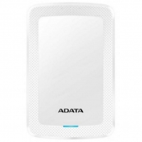 Внешний HDD ADATA HV300 1TB USB 3.1 White